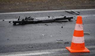 Wypadek na autostradzie A1, występują utrudnienia w ruchu